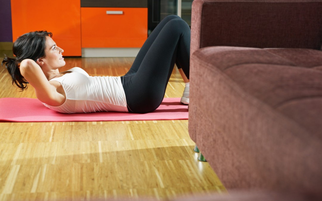 2 Simple Exercise Routines You Can Do At Home!