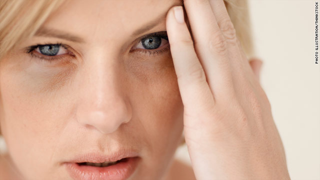 What Causes Dark Circles and Under Eye Bags?