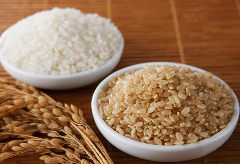 Диета на рисе буром