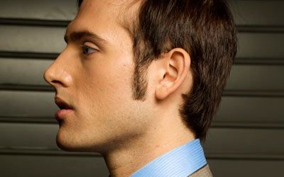 Sideburns Hair Transplant HD Video