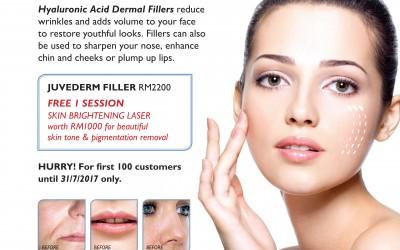 Discount facial fillers alpharetta