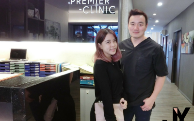Yumi Meiki's 1st Pigmentation Removal Laser Experience with Dr. Nigel Ong