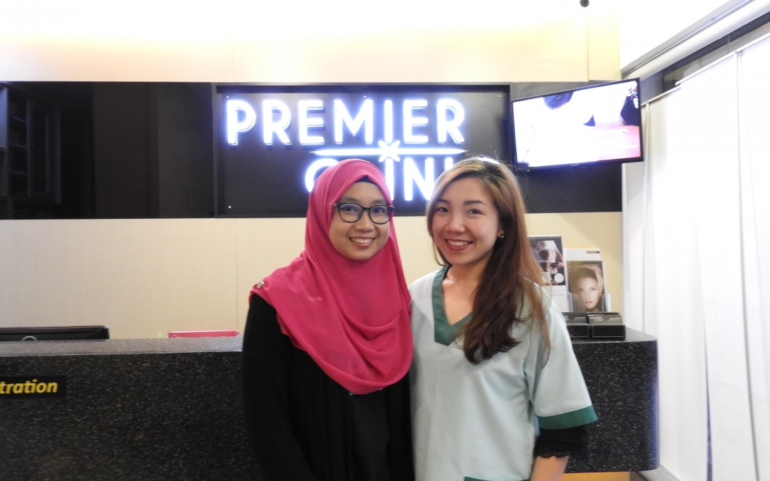 Natasha's video testimonial on Premier Clinic's Dr. Jaswine Chew Skin Peel treatment.