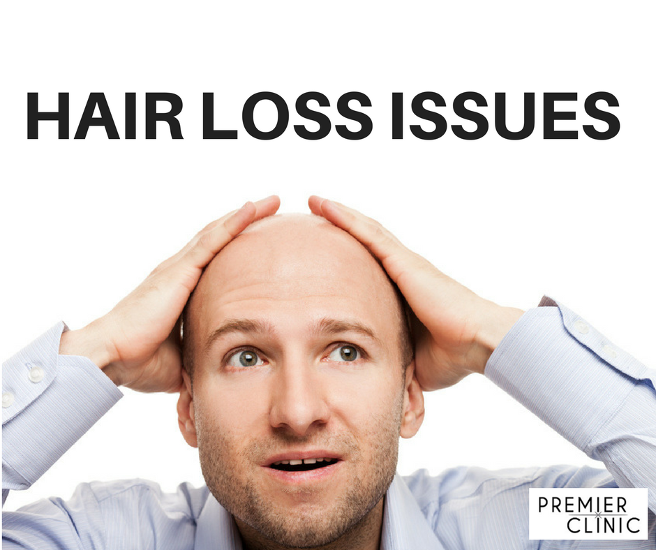 Balding or Losing Hair Problems