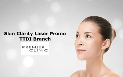 FREE Skin Laser Promo only at TTDI Branch!!!