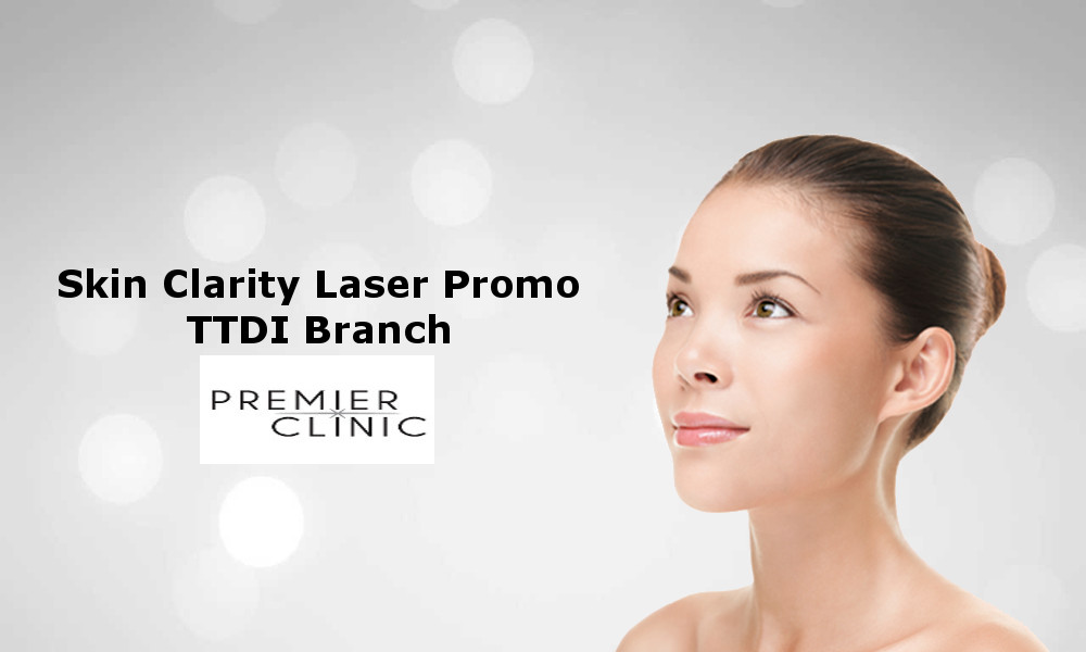 FREE Skin Laser Promo only at TTDI Branch!!!