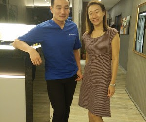 E-Wen Consult Dr. Nigel Ong on her serious scars issues at her back and take on q-Switch Nd: YAG laser treatment