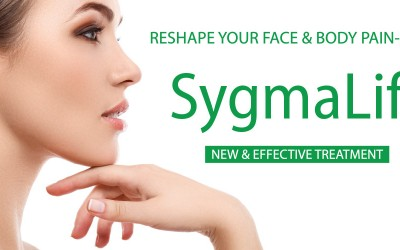 New technology, HIFU SygmaLift for Saggy Skin
