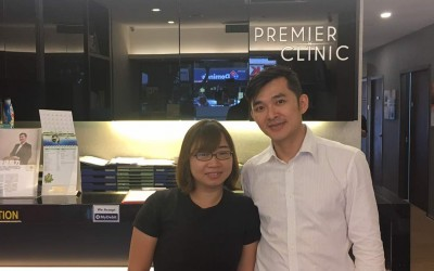 Nanyang Siang Pau on the topic Permanent Hair Removal Laser versus Shaving by Dr. Kee Yong Seng