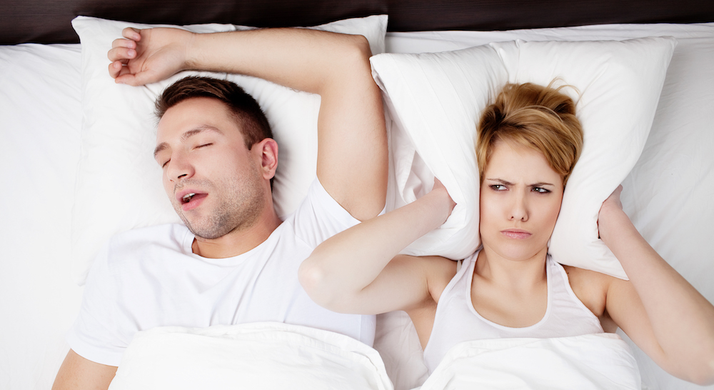 Stop Snoring with Laser Snoring Treatment. Special Offer!