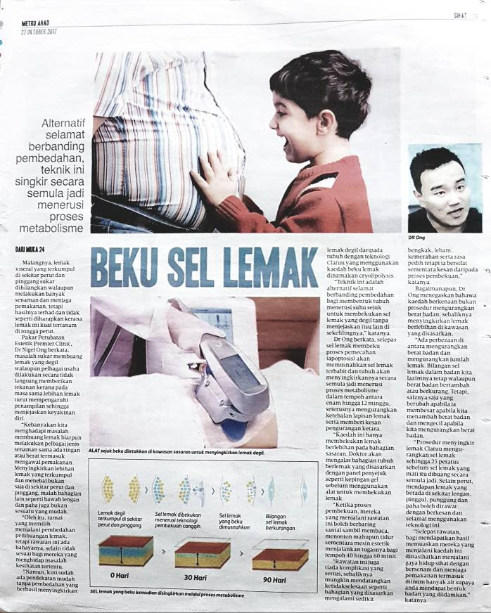 Harian Metro newspaper