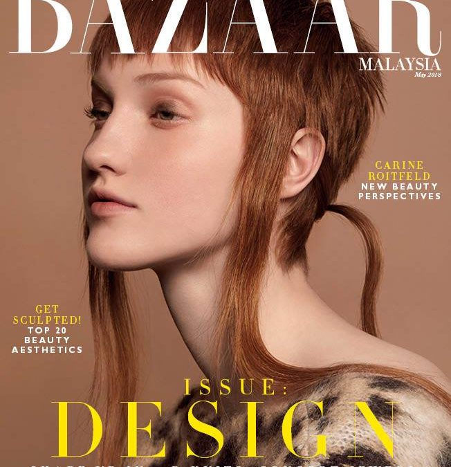 Dr Kee Yong Seng Was Interviewed by Harper's Bazaar Magazine