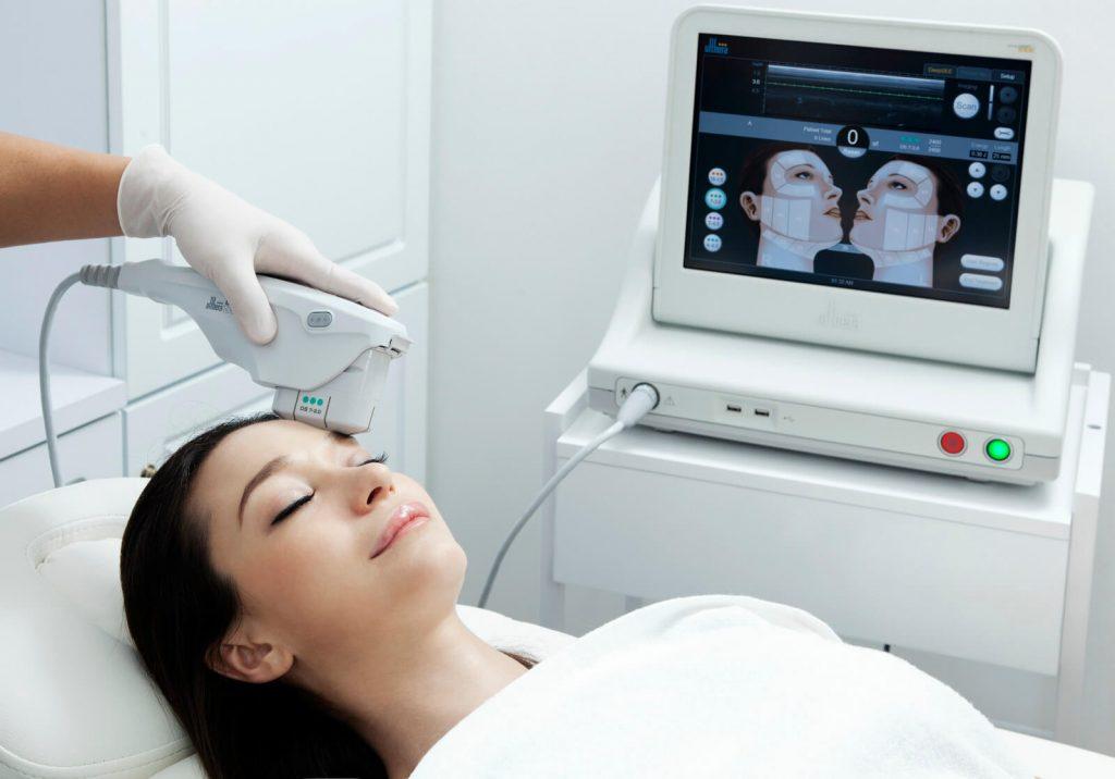 Skin Tightening & Ultherapy